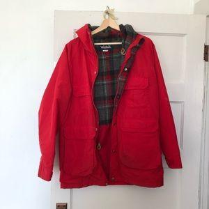 Men's Woolrich winter coat